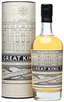 Compass Box Great King Street Artist Blend